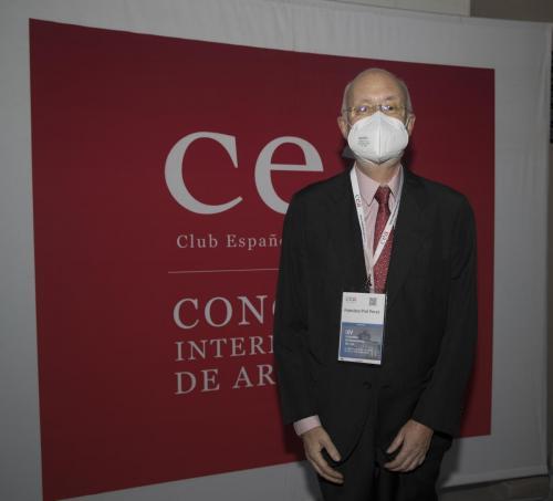 Bienvenida CEA XV-Congreso 18