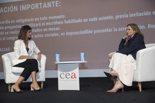 Una Tarde con el CEA Mujeres