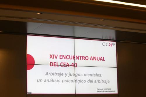 Encuentro CEA-40 XV-Congreso 7